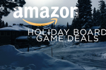 Amazon Board Game Holiday Guide 2019 image