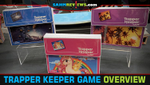 Trapper Keeper Card Game Overview image