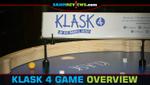 KLASK 4 Dexterity Game Overview image