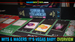 Wits & Wagers: It's Vegas Baby Trivia Game Overview image