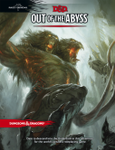 Out of the Abyss board game