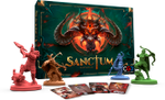 Calvin reviews SANCTUM: a roaring action hack-and-slash board game of monsters and loot image