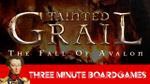 Tainted Grail in about 3 minutes - YouTube image