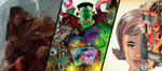 4 Great Board Games Coming in 2020 – Monsters, Crimes and Agents image
