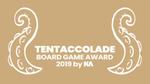 2019 Board Game Award Winners – TENTACCOLADE image