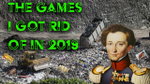 14 games i got rid of in 2019 - YouTube image