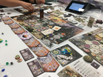 Anachrony Review: Worker Placement with a Time Travel Twist - Board Game Squad image