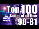 Top 100 Games of All Time 90-81 (Dice Tower) - YouTube image