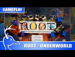 Root - The Underworld Expansion - Lake Multiplayer - (Quackalope Gameplay) - YouTube image