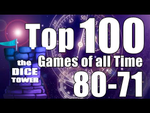Top 100 Games of All Time 80-71 (Dice Tower) - YouTube image