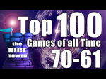 Top 100 Games of All Time 70-61 (Dice Tower) - YouTube image