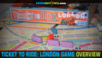 Ticket to Ride London Game Overview image