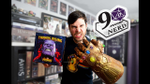90 Second Nerd Board Game Review: Avengers Infinity War Thanos Rising - YouTube image
