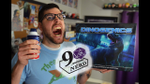 90 Second Nerd Board Game Review: Dinogenics - YouTube image