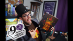 90 Second Nerd Board Game Review: Barker's Row - YouTube image
