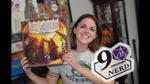 90 Second Nerd Board Game Review: Ex Libris - YouTube image