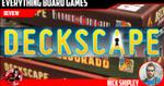 Deckscape Series Review - EverythingBoardGames.com image