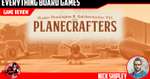 Planecrafters Preview  - EverythingBoardGames.com image