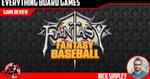 Fantasy Fantasy Baseball Review - EverythingBoardGames.com image