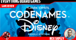 Codenames: Disney Family Edition Review - EverythingBoardGames.com image