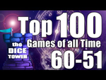 Top 100 Games of All Time 60-51 (Dice Tower) - YouTube image