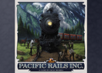 Pacific Rails Inc.: A Game of Railroad Building for 2 to 4 Players image