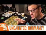 Undaunted: Normandy Review - Sharp as a Box of Bayonets (Shut Up & Sit Down) - YouTube image