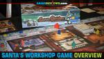 Santa's Workshop Board Game Overview image