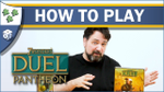 Nights Around a Table - How to Play 7 Wonders Duel: Pantheon image