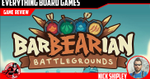 BarBEARian Battlegrounds Review - EverythingBoardGames.com image