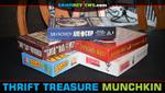 Thrift Treasure: Munchkin Axe Cop image