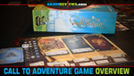 Call to Adventure Card Game Overview image
