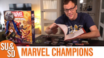 Marvel Champions Review - Gambit-Level Cardplay (Shut Up & Sit Down) - YouTube image