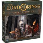 The Lord of the Rings: Journeys in Middle-earth - Shadowed Paths Expansion board game