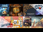 Top 10 Most Anticipated Board Games 2020 (Tantrum House) - YouTube image