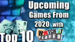 Top 10 Upcoming Games of 2020 (Featuring Rodney Smith) - YouTube image