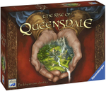 The Rise of Queensdale board game