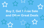 Amazon Buy 2, Get 1 Free Sale (and Other Great Deals) image
