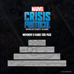 Marvel: Crisis Protocol - Measurement Tools board game