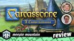 Carcassonne: A Conversationne - A Carcassonne Review image