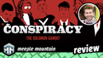 Conspiracy: The Solomon Gambit Review -  I've Got a Sneaking Suspicion… image