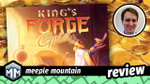 King's Forge: Gold Expansion Review - Craft Works 2! image