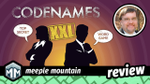 Codenames XXL Review - The Perfect Holiday Game image