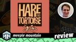 Hare and Tortoise Review – Hare today… still here tomorrow! image