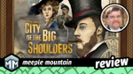 City of the Big Shoulders Review - A Phoenix Rising image