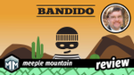 Bandido Review - It's a Game About Tunnels, Ya Dig? image