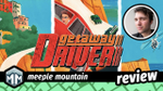Getaway Driver Review, or: How to Burn Rubber with Cardboard image
