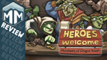 Heroes Welcome Review - Working Both Sides of the Fence image