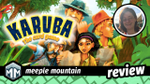 Karuba: The Card Game Review - Exciting Family Fun image