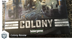 Colony Review - Post Apocalyptic Dice Rolling image